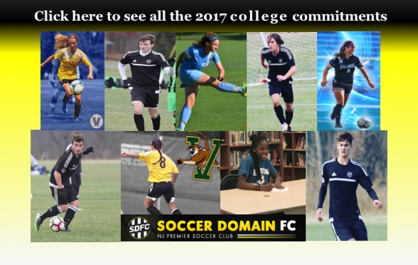 College commitments 2017